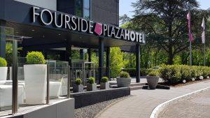 FourSide Plaza Hotel Trier Moezel