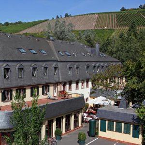 Hotel Blesius Garten Trier Moezel