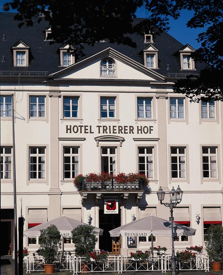 Hotel Trierer Hof Koblenz Moezel Rijn