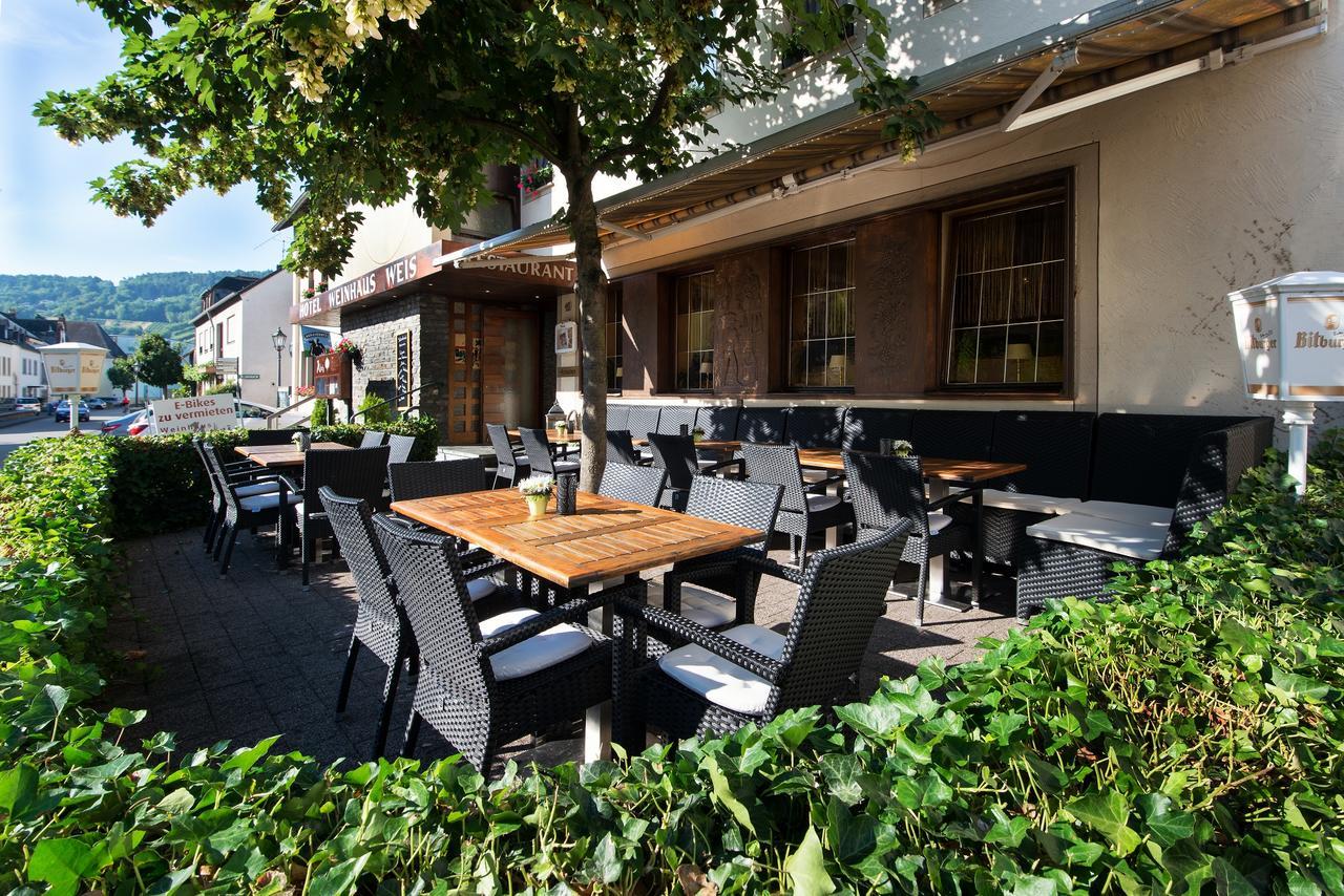Hotel Weinhaus Weis Leiwen Moezel
