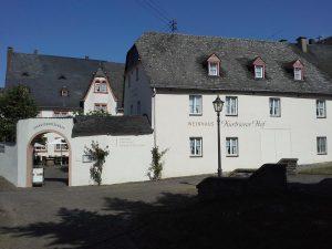 Weinhaus Kurtrierer Hof Leiwen Moezel