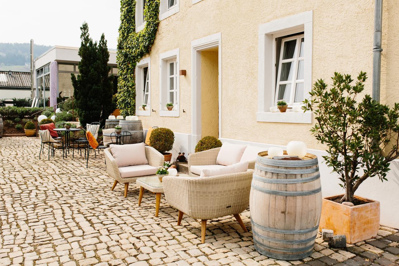 Hotel Wein Tafelhaus Trittenheim Moezel