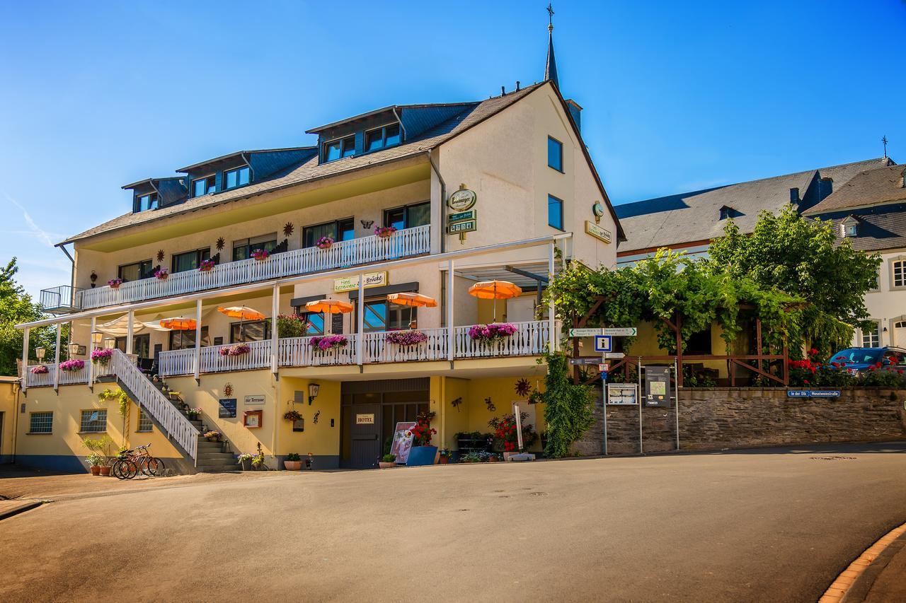 Hotel Zur Brucke Minheim Moezel