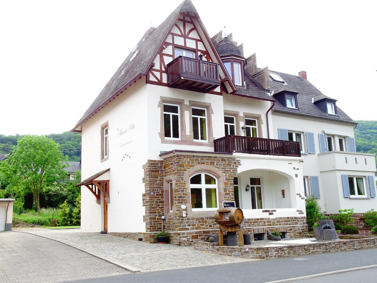 Vakantiehuis Alkener Villa Moezel