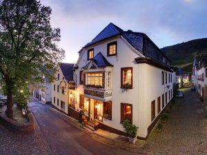Hotel Weingut Schutzen Senheim Moezel
