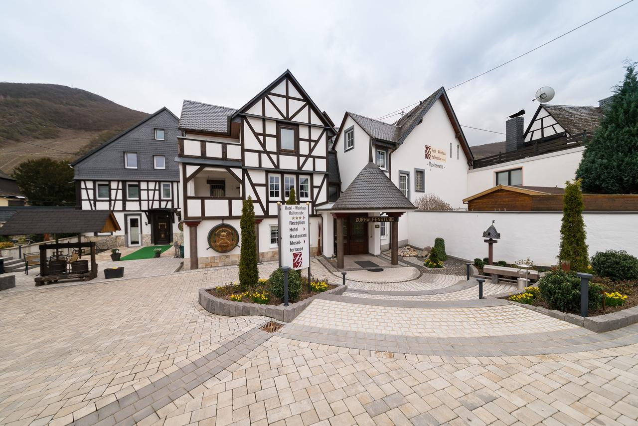 Hotel Weinhaus Halfenstube Senheim Moezel
