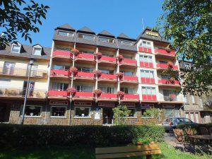 Hotel Moselkern Moezel