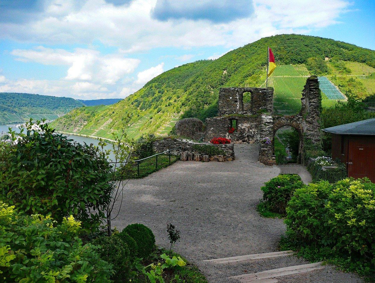 Burg Metternich Beilstein Moezel